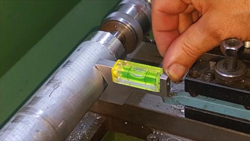加工一个车床刀具校准找平工具,看起来很实用的样子