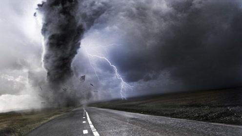 龙卷风是如何形成的,威力相当于600倍的广岛原子弹?太震撼了
