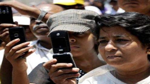 """印度作为""""芯片大国"""",为什么印度人用的手机竟是这个样子?"""