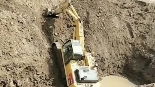 有多少老司机,都栽在了这种坑上!挖掘机司机:我偏不信!