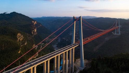 我国这座世界级大桥,游客为了桥上的独特风景,不惜收罚单也要停