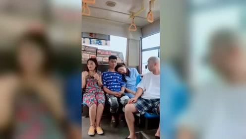 看一次笑一次!油腻大叔:放开那女孩!让我来!哈哈