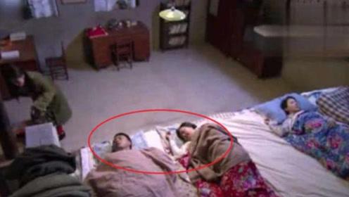 东北农村全家人都睡在一个炕上,那新婚夫妻该怎么办?