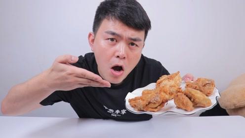 原来快餐店炸鸡是由5个部分组成,除了鸡腿还有哪个更好吃呢