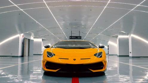 V12大排量自吸的尊严,兰博基尼SVJ刷新浙赛记录!