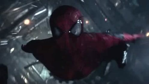 三代蜘蛛侠同框 找到我们的名字BGM Be Somebody