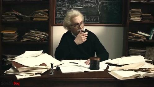 爱因斯坦死后大脑被偷走,脑袋被切成240块,和常人大脑很不同