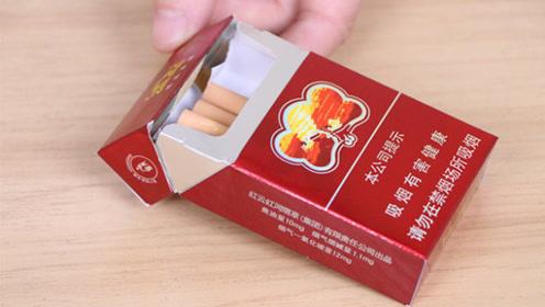 才知道香烟盒上隐藏着3个小秘密,原来这么实用,后悔以前都扔了