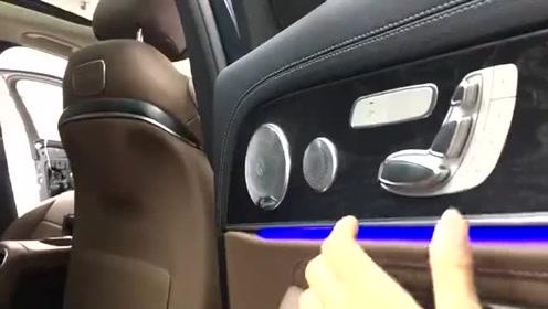 奔驰E300升级改装原厂后排电动座椅案例分享