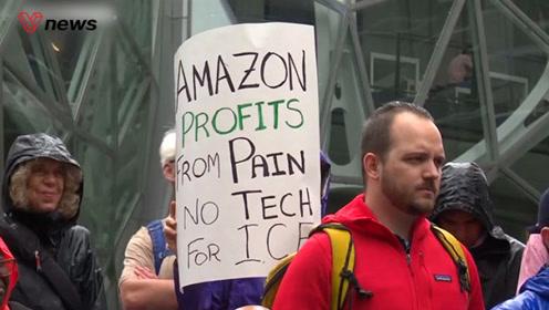 """会员日大罢工,亚马逊员工要求""""工资不打折"""""""