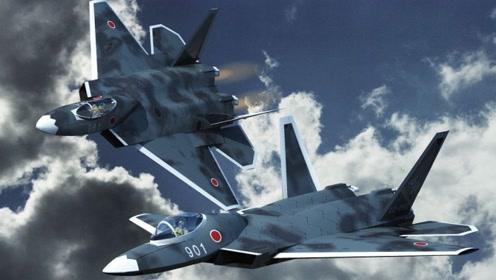 文件披露:日本砸450亿研六代机F35坠海为窃取技术故意的?