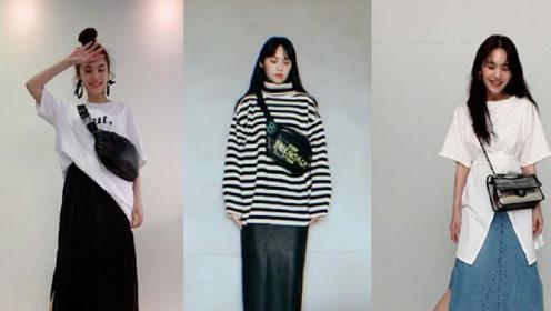 可爱教主杨丞琳都变身时尚博主了,这些基础款穿搭你还不get吗
