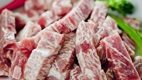 倍儿健康:解冻肉万万不可只用清水 学会这招三分钟解冻