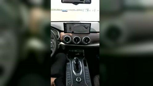 比老司机还要强!新WEY VV6窄小侧方位自动泊车演示