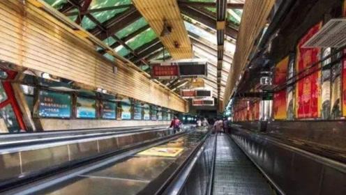 中国最深的地铁站,在地下94米处,想乘地铁得花20分钟