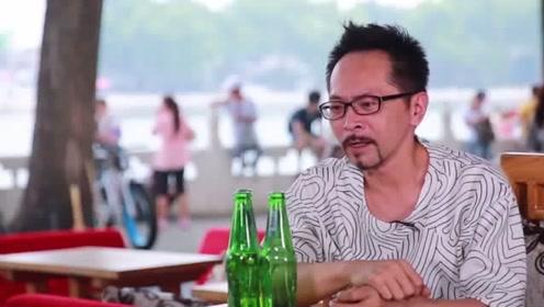 吴奇隆顾不上回家照顾刘诗诗和儿子,与好友喝酒聊天到店打烊