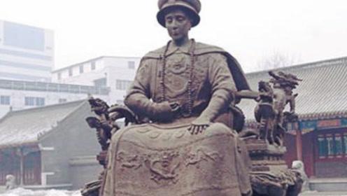 清朝此皇帝自称千古一帝,却生了一败家子,直接让清朝走向覆灭