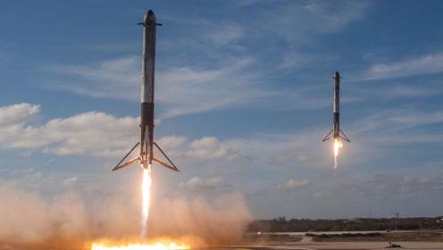 """发射的火箭都能""""回娘家""""?美再秀黑科技,让航天成本变廉价"""