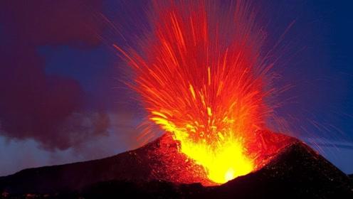 从未熄灭过的火山,持续喷发100多年,竟被游客用来烧烤?