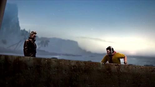 《穿越火线原创说唱》龙野协同刀锋灵狐一起对抗潜伏者的真枪实弹