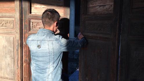 大山深处发现一处房子,久未有人居住,推开门小伙差点愣了!