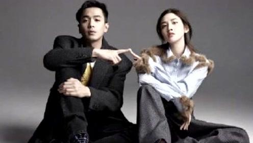 张若昀唐艺昕封面合体  网友:新婚夫妇有点甜