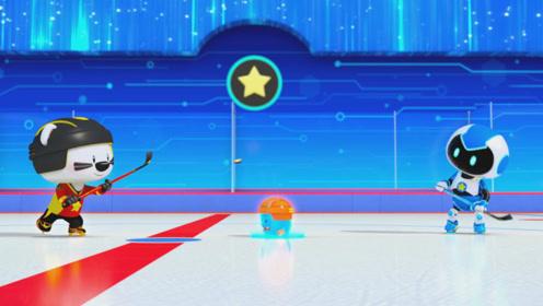 番外篇《冰球英雄》第5集 绝妙传球