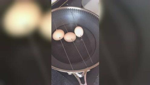 谁说这么煮鸡蛋好吃?给我站出来!