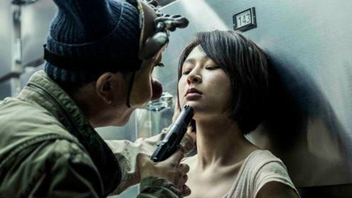 沉默的证人:杨紫徒手暴揍歹徒这段,全程不用替身,导演都想不到