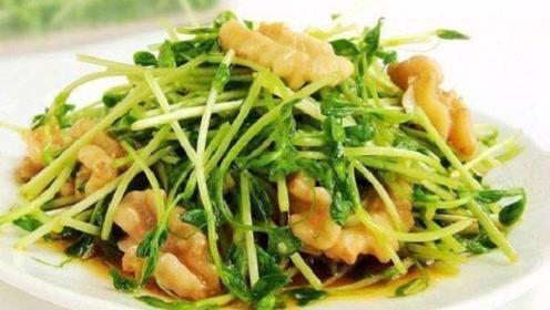 三伏天这素菜一周吃3次,绿色健康营养丰富,晒黑的皮肤也白了