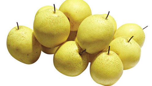 购买梨子时记住这几点,保证挑选出来的梨子,个个香甜可口