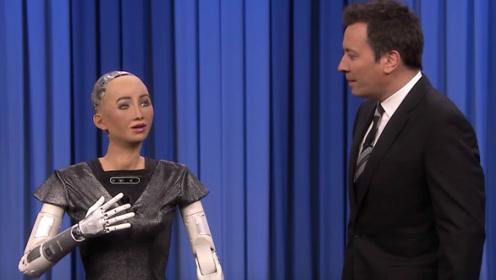 """曾经直言想要""""毁灭人类""""的索菲娅机器人,如今变成怎么样了?"""