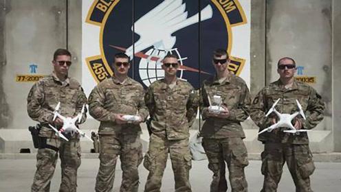 """大疆刚被""""警告""""!美国空军就伸出""""援手"""":一口气买17架"""