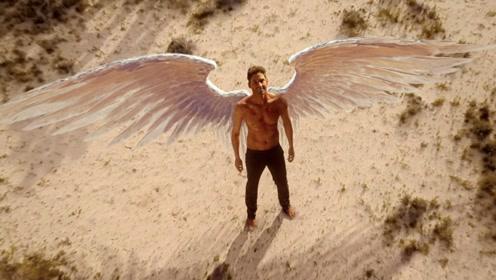 男子为实现飞行,花100万在背部植入翅膀,看完傻眼!