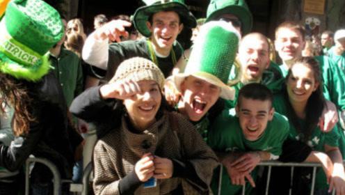 """全球最""""环保""""的国家,人人都爱戴绿帽子,头发甚至都染成绿色!"""