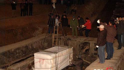 """汉墓挖出神秘黑盒子,为何会被列为""""禁止出国展览文物"""""""
