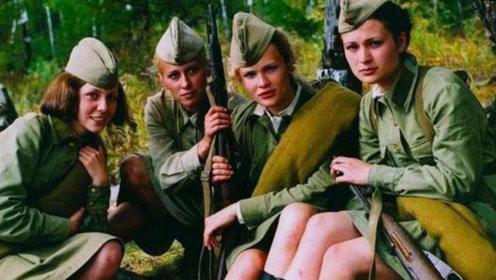 为什么二战时期的苏联女兵都喜欢穿裙子?被俘后结局很惨