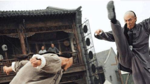 慈禧亲封的大内飞鹰,五十多岁时一招打飞霍元甲,真正的高手!