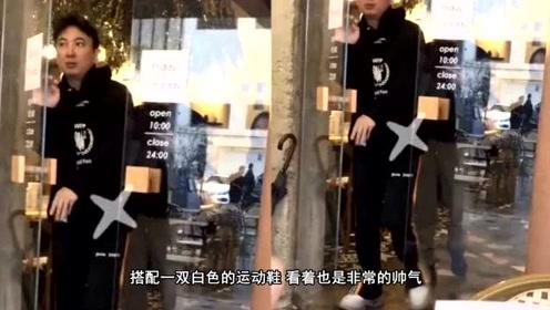 王思聪现身酒吧,被身后的他抢镜,网友:你俩在一起成龙知道吗