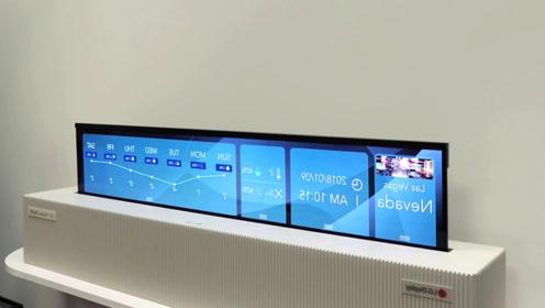 3个黑科技电视,第1个由保时捷设计,售价470万