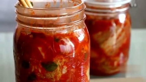 最新研究:韩国泡菜可用于治疗秃头,还很安全?