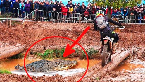 世界上最危险的摩托车越野赛,一不小心就成千古恨!