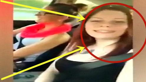 死亡直播!国外美女直播飙车,却意外录下自己死亡瞬间!