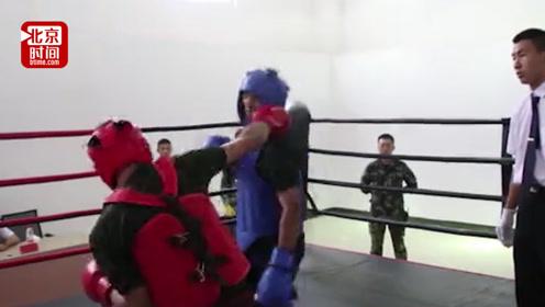 别眨眼!看中国军人比武竞赛有多猛