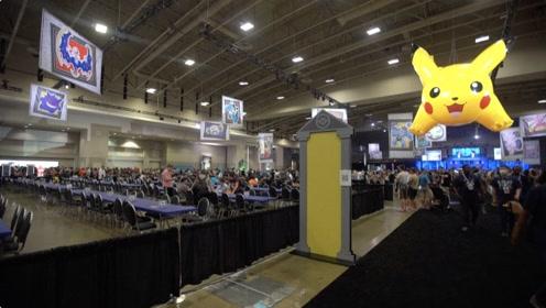 美国华盛顿举办精灵宝可梦世锦赛 奖金共50万美元