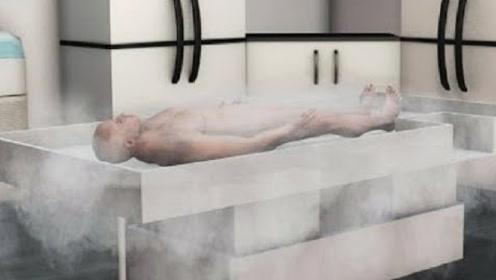 未来冰葬将取代火葬?身体在零下196度粉碎,第一个试点在武汉