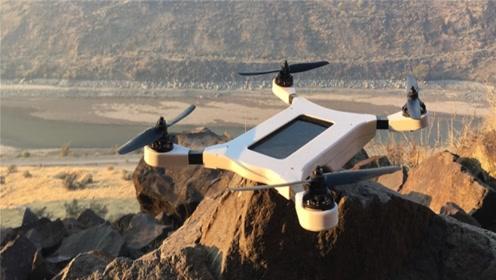 手机也能飞上天?老外发明这黑科技,让你的手机秒变无人机!