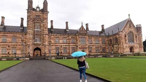 澳报告:澳洲大学严重依赖中国留学生,人数减少将面临灾难