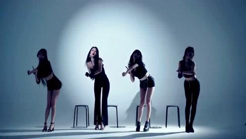四个可爱的漂亮妹子,个个颜值高,群舞起来太好看了