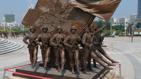 """换个角度""""瞰""""南昌——航拍南昌建军雕塑广场"""